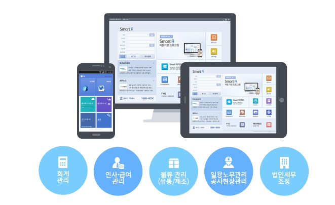 더존 Smart A Cloud Edition