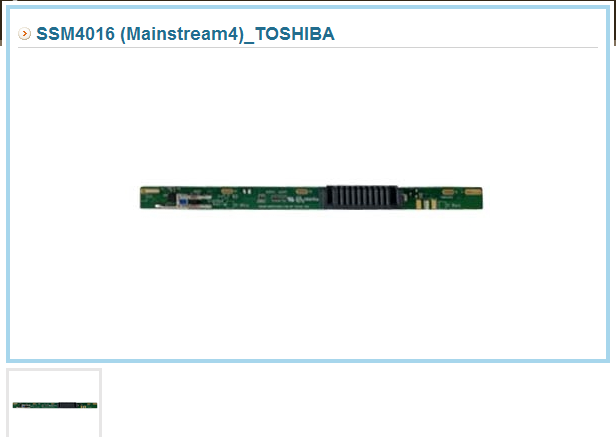 SSM4016 (Mainstream4)_TOSHIBA