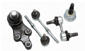 suspension ball joint & stabillizer link ass'y