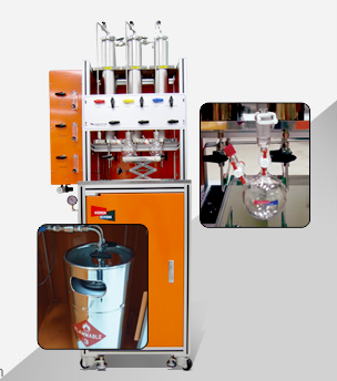 Solvent Purification System